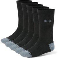 Oakley Performance Basic Crew Socks (5 Pack)
