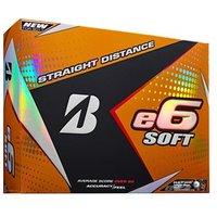 Bridgestone E6 Soft Golf Balls (12 Balls)