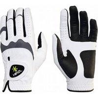 HIRZL Mens Hybrid Golf Glove