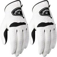 Callaway Ladies Xtreme 365 Golf Gloves (2 Pack)
