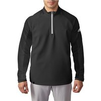 Adidas Mens ClimaCool Competition Quarter Zip Layering Top