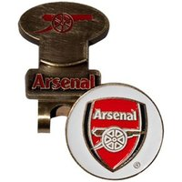 Arsenal Golf Hat Clip With Ball Marker