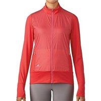 Adidas Ladies Wind Tech Full Zip Jacket