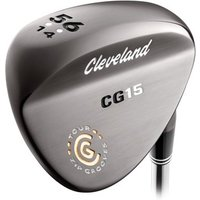 Cleveland CG15 Black Pearl Wedge (Tour Conforming Grooves) - LEFT HAND