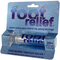 Solar Sport Instant Foot Relief Spray