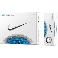 Nike RZN Speed White Golf Balls (12 Balls)