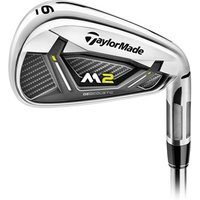 TaylorMade M2 Irons (Steel Shaft) 2017 - Demo Product