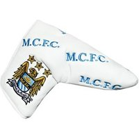 Manchester City Blade Putter Headcover