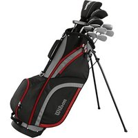 Wilson Mens Matrix Golf Package Set (Steel/Graphite)