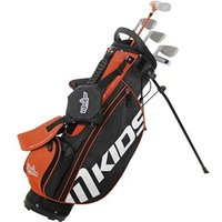 MKids Junior Lite 49 Inch Orange Package Set