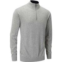 Stuburt Mens Urban Half Zip Sweater