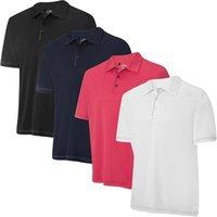 Adidas Mens ClimaCool Pique Polo Shirt