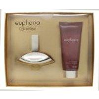 Calvin Klein Euphoria Gift Set 30ml EDP + 100ml Body Lotion