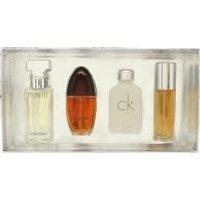 Calvin Klein Women Miniature Gift Set 4 x 15ml EDT