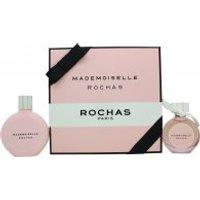 Rochas Mademoiselle Rochas Gift Set 50ml EDP + 150ml Body Lotion