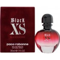 Paco Rabanne Black XS EDP 30ml Spray