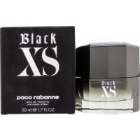 Paco Rabanne Black XS EDT 50ml Spray - New Packaging