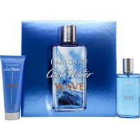 Davidoff Cool Water Wave Gift Set 75ml EDT + 75ml Shower Gel