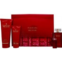 Elizabeth Arden Red Door Gift Set 50ml EDP + 5ml EDP + 200ml Body Lotion +