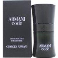Giorgio Armani Code EDT 30ml Spray