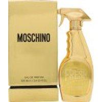 Moschino Fresh Couture Gold EDP 100ml Spray