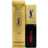 Yves Saint Laurent Glossy Stain Pop Water 6ml - 209 Aquatic Fuchsia