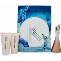Kenzo Jeu d'Amour Gift Set 50ml EDP + 50ml Body Lotion + 50ml Shower Gel