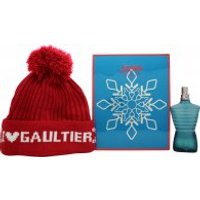 Jean Paul Gaultier Le Male Gift Set 125ml EDT + Beanie