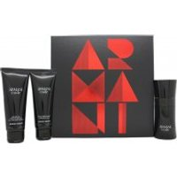 Giorgio Armani Armani Code Pour Homme Gift Set 50ml EDT + 75ml Aftershave Balm + 75ml Shower Gel