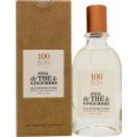 100BON Eau de Thé & Gingembre Refillable Eau de Parfum 50ml Spray