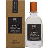 100BON Carvi & Jardin De Figuier Refillable Eau de Parfum 50ml Spray
