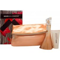 Kenzo Jeu d'Amour Gift Set 100ml EDP + 50ml Body Milk + Pouch