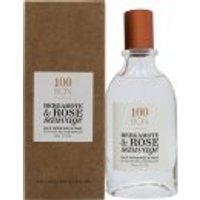 100BON Bergamote & Rose Sauvage Refillable Eau de Parfum 50ml Spray