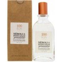 100BOn Néroli & Petit Grain Printanier Refillable Eau de Parfum 50ml Spray