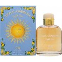 Dolce & Gabbana Light Blue Sun Pour Homme EDT 125ml Spray