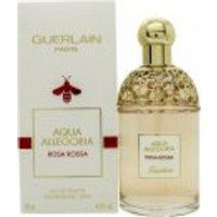 Guerlain Aqua Allegoria Rosa Rossa EDT 125ml Spray