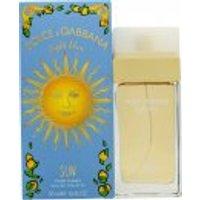 Image of Dolce & Gabbana Light Blue Sun pour Femme Eau de Toilette 50ml Spray