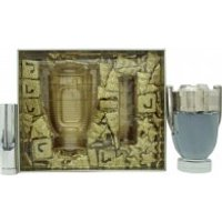 'Paco Rabanne Invictus Gift Set 100ml Edt + 10ml Edt Christmas Edition