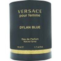 Versace Pour Femme Dylan Blue EDP 50ml Spray