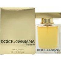 Dolce & Gabbana The One EDT 50ml Spray