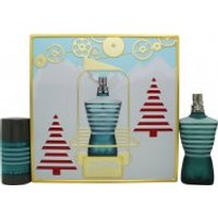 Jean Paul Gaultier Le Male Gift Set 75ml EDT + 75ml Deodorant Stick