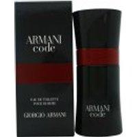 Giorgio Armani Code A-List EDT 50ml Spray