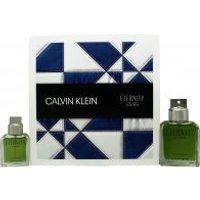 Calvin Klein Eternity For Men EDP Gift Set 100ml EDP + 30ml EDP