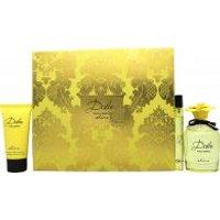 Image of Dolce & Gabbana Dolce Shine Gift Set 75ml EDP + 50ml Body Lotion + 10ml EDP