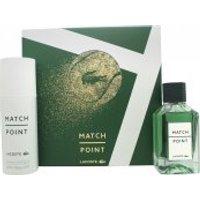 Lacoste Match Point Gift Set 100ml EDT + 150ml Deodorant Spray