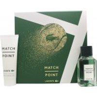 Lacoste Match Point Gift Set 50ml EDT + 75ml Shower Gel