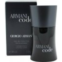 Giorgio Armani Code EDT 30ml Spray