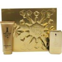 Paco Rabanne 1 Million Gift Set 50ml EDT + 100ml Shower Gel