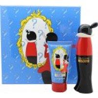 Moschino Cheap   Chic Gift Set 30ml EDT   50ml Body Lotion