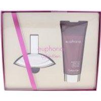 Calvin Klein Euphoria Gift Set 30ml EDP + 100ml Shower Cream
